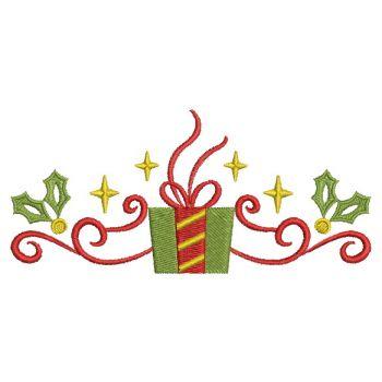 Christmas Gift Borders 05Sm